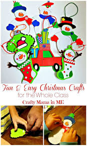 281 best kid made ornaments images on pinterest christmas