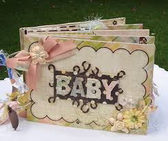 handmade photo album baby scrapbook mini album handmade mini scrapbook album 8x6 inch