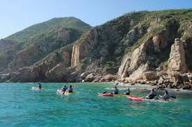 clear bottom kayak and snorkel tour cabo expedition