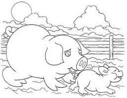 coloring pages picture free farm animal 705918 coloring pages