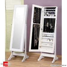 floor length mirror cabinet full length mirror jewellery cabinet nz memsaheb floor with inside