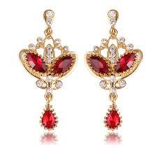 mardi gras earrings europe and america designs 2015 new beautiful earrings fashion