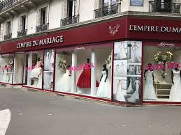magasin mariage barbes l empire du mariage adresse horaires