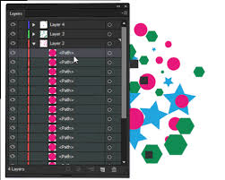 tutorial illustrator layers how to quickly select multiple layers and sublayers in the layers