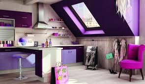 cuisine mauve envie d une cuisine en couleurs galerie photos d article 5 12