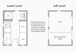 Micro Cottage Plans by Ideas About Tiny House Plans With Loft Free Home Designs Photos