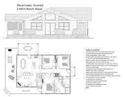 3 Bedroom House Floor Plans With Models Frontenac Shores Cottage Models U0026 Floor Plans
