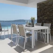 Outdoor Furniture Mallorca by Extendable Outdoor Dining Table Maiorca By Talenti Modern Design