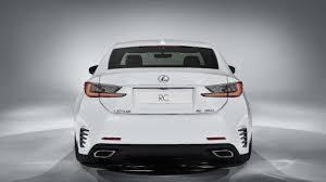 lexus rcf sedan new 2015 white lexus rc f sport youtube