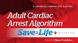 7d cardiac arrest algorithm advanced cardiac life support