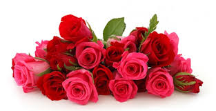 valentines flowers s day history