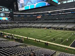 Dallas Cowboys Stadium Map by At U0026t Stadium Section 230 Dallas Cowboys Rateyourseats Com