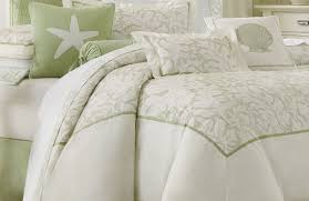 White Bedroom Comforters Involve Full Bed Comforters Tags White And Green Bedding Grey