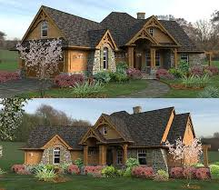 vacation home designs plan 16800wg exciting mountain retreat ranch vacations