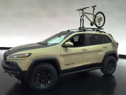 tan jeep cherokee seven jeeps you ll never see on public roads unless you re in moab