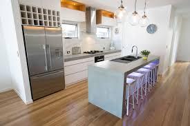 Kitchen Designs Brisbane by Beachside Duplex Interior Designer Sunshine Coast Gold Coast