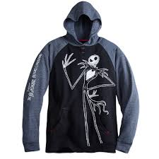 skellington pullover hoodie for shopdisney