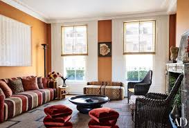 Charles Of London Sofa 44 Of The Best Living Rooms Of 2016 Photos Architectural Digest