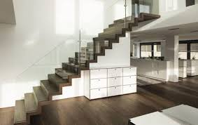 Glass Banisters For Stairs Modern Stairs And Contemporary Staircases Sillerstairs