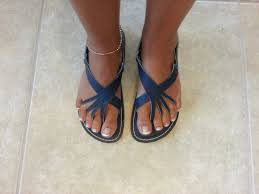 my new sandals from kino u0027s shoes in key west fl july 18 2013