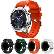 silicone bracelet watches images New fashion sports silicone bracelet strap band for samsung gear jpg