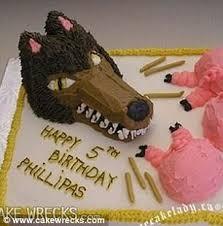 the unintentionally terrifying children u0027s birthday cakes cetusnews
