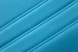 le de bureau bleu cuir bleu pour le fond de texture de la chaise de bureau image stock