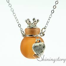 ashes locket wholesale glass urn necklace lockets for ashes necklaces urns
