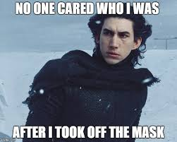 Emo Meme - emo kylo ren meme by clonetroopertwelve on deviantart
