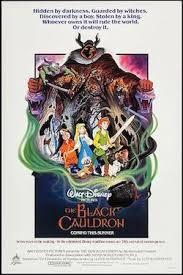 black cauldron film