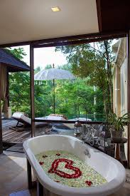 Bathtub Indonesia Bathtub With A View At 1 Bedroom Pool Villa Komaneka At Bisma