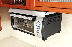 Under the cabinet toaster oven reviews Kitchen