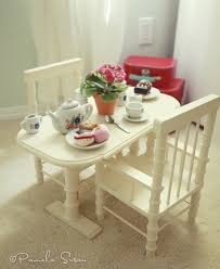 tea party table and chairs american kit table and chairs best home chair decoration