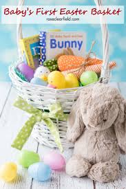 baby s easter basket baby s easter basket clearfield