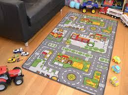 kids road rug custom incredible home decor