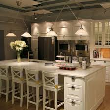 L Shaped Kitchen Island Kitchen Room 2017 Amusing Using L Shaped Brown Wooden Cabis And