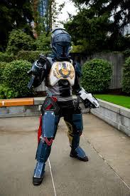 destiny costume artstation destiny titan warlock francisco iii