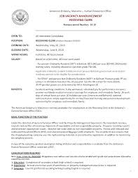 shipping and receiving manager resume resume for your job