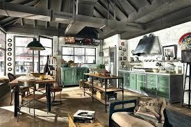 meuble de cuisine retro mobilier cuisine vintage astuces pour amacnager une cuisine vintage