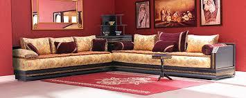 canapé arabe salon marocain moderne royal salon marocain déco