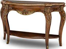 Aico Furniture Outlet Aico Furniture 79223 40 Living Room Imperial Court Console Table
