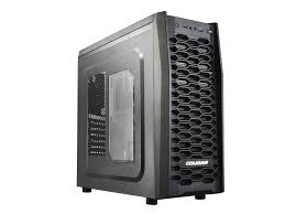 Toaster Computer Case Cougar Mx300 Black Steel Mid Tower Atx Computer Case