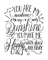 You Are My Designs Lettered You Are My Print Designs
