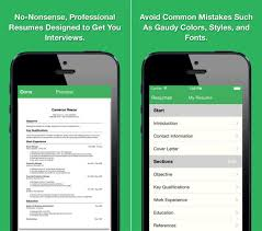 Resume Pro Download Them All 8 Paid Iphone Apps On Sale For Free Today U2013 Bgr