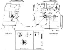 Ford Diesel Truck Block Heater - repair guides engine mechanical block heater autozone com