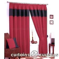red bedroom curtains red curtains in bedroom a reader asked the question what do you
