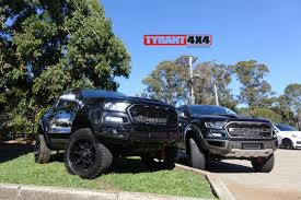 Ford Raptor Accessories - ford everest 2015 2017 x series bumper bar u2013 tyrant 4 4 accessories