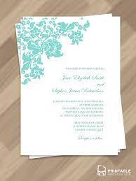 wedding invitation templates wedding invitation templates free printable wedding invitation