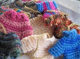 miniature sweater ornaments miniature sweater gift topper