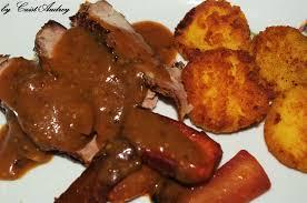 cuisiner rouelle de porc rouelle de porc marinée à la moutarde et au miel cuist